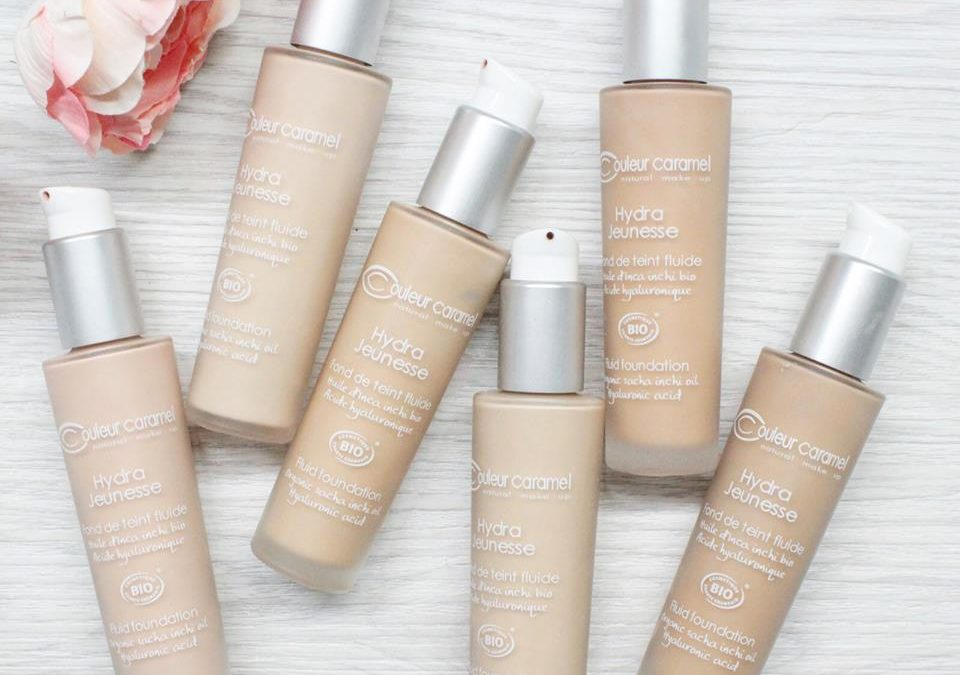 Jetzt Neu Organic Anti Aging Make-Up